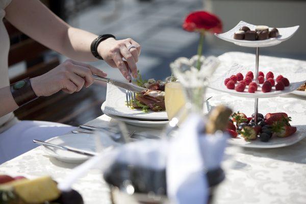 Luxe diners voor groepen aan boord van Kapitein Anna