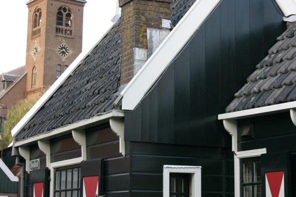 Een bezoek aan Volendam is ook mogelijk met de Kapitein Anna